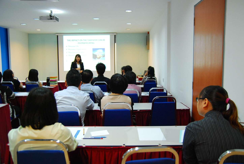 Tax Seminar at YYC