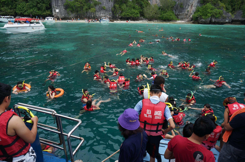 Company Trip Phuket Thailand - September 2014