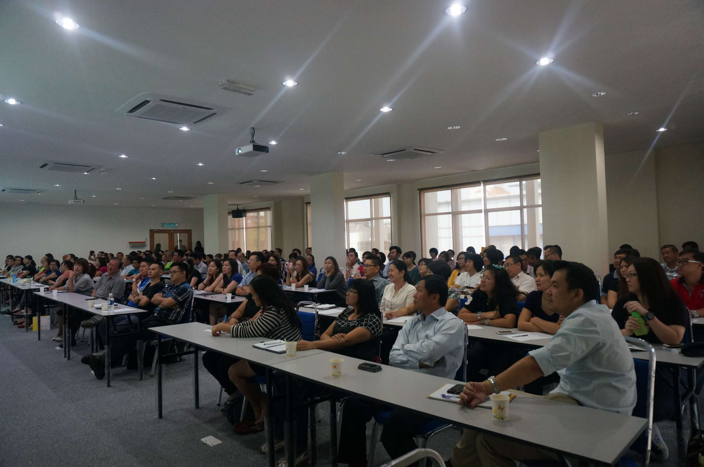 Module at Training Centre - 15 October 2014