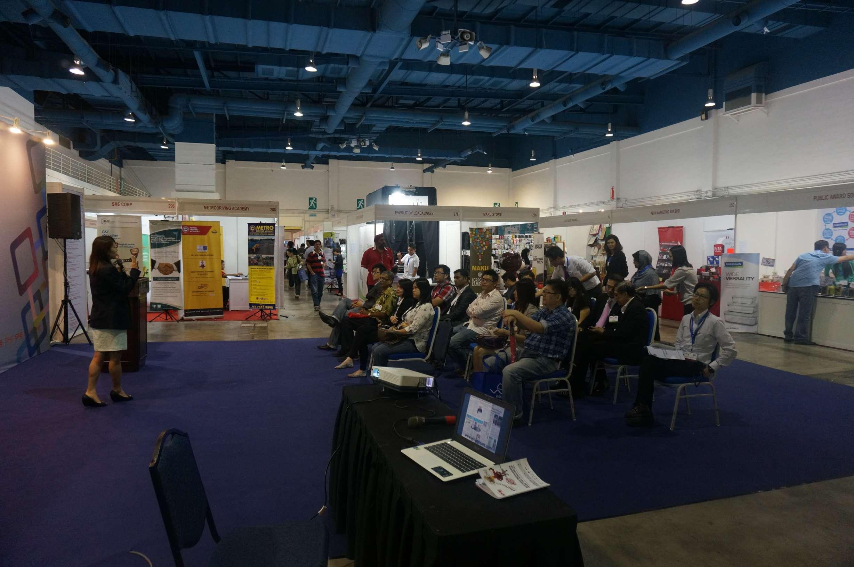 SME Biz Talk - 15 August 2014