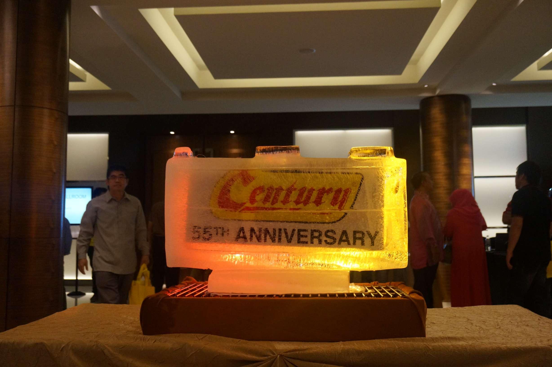 TM Century - 11 October 2014