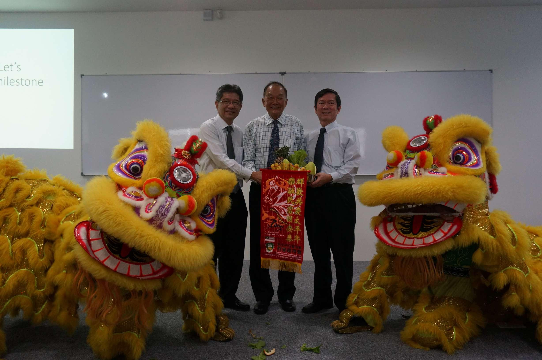 Training Centre Opening Ceremony - 25 September 2014