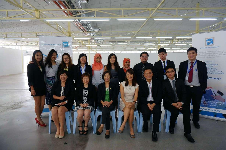GM Klang GST Talk - 12 July 2014