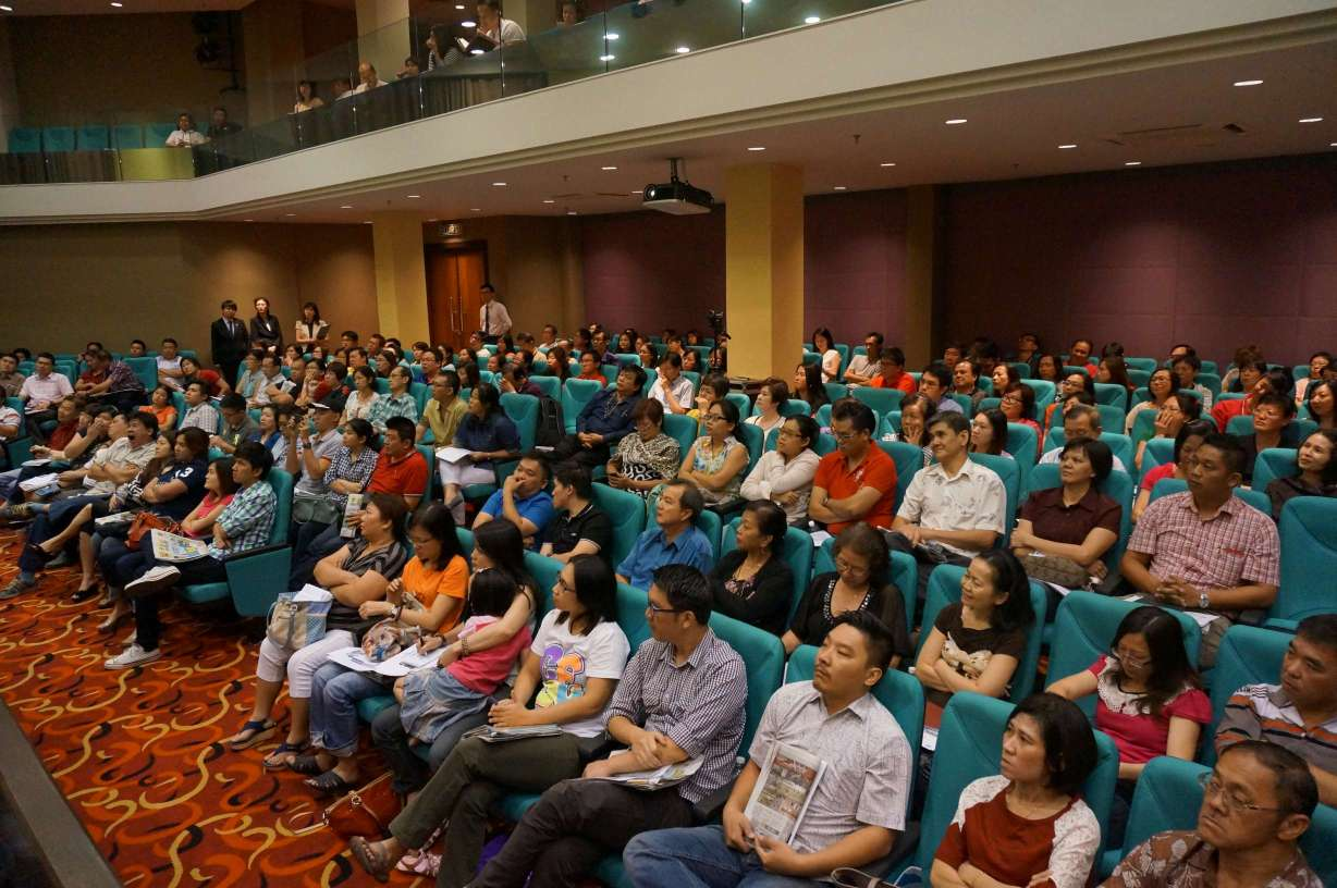 Nanyang GST Talk - 13 July 2014