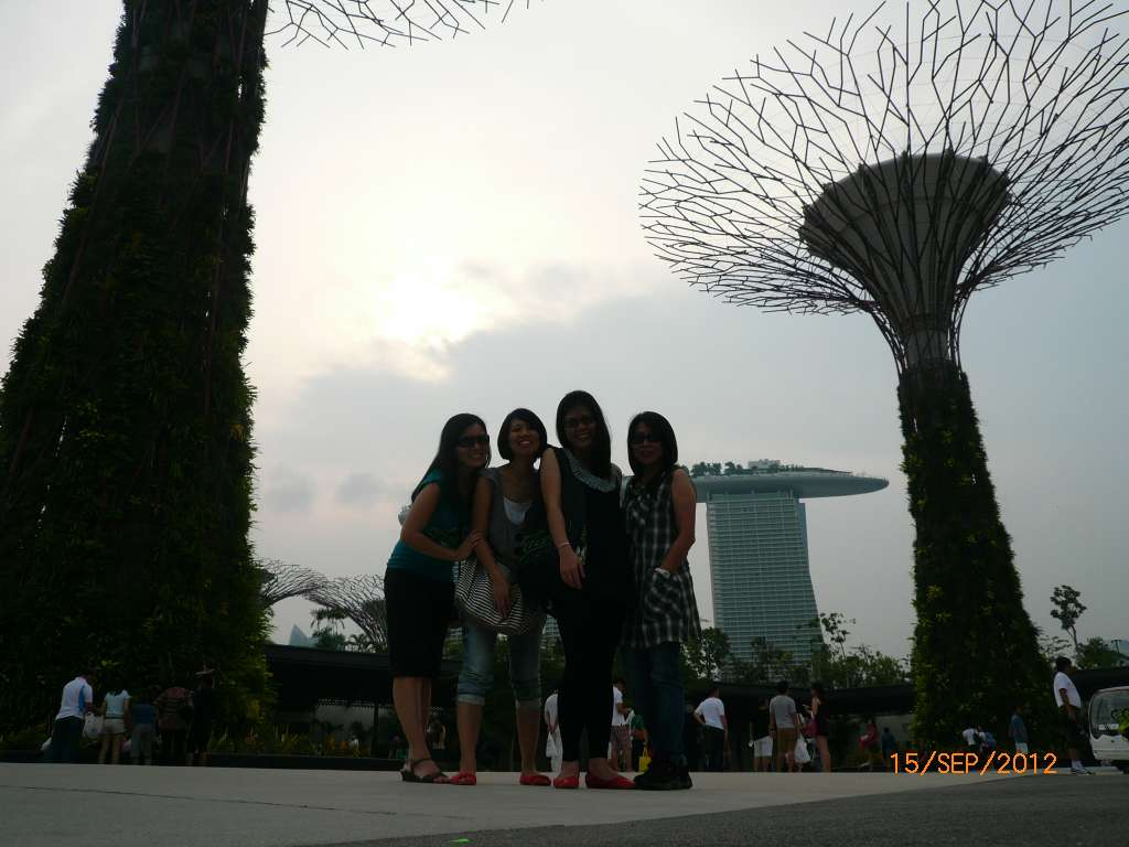 Singapore - Company Trip 2012