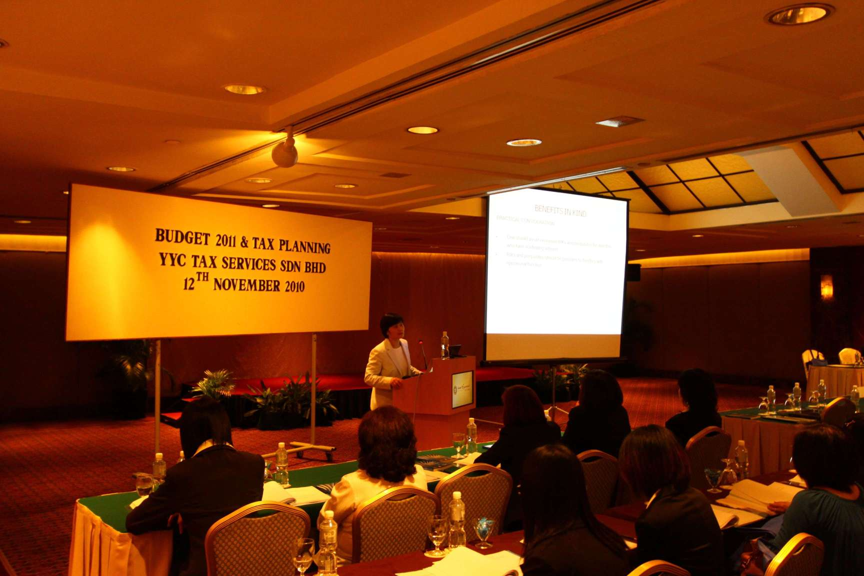 Budget 2011 & Tax Planning -YYC Tax Services Sdn Bhd (12 November 2010)