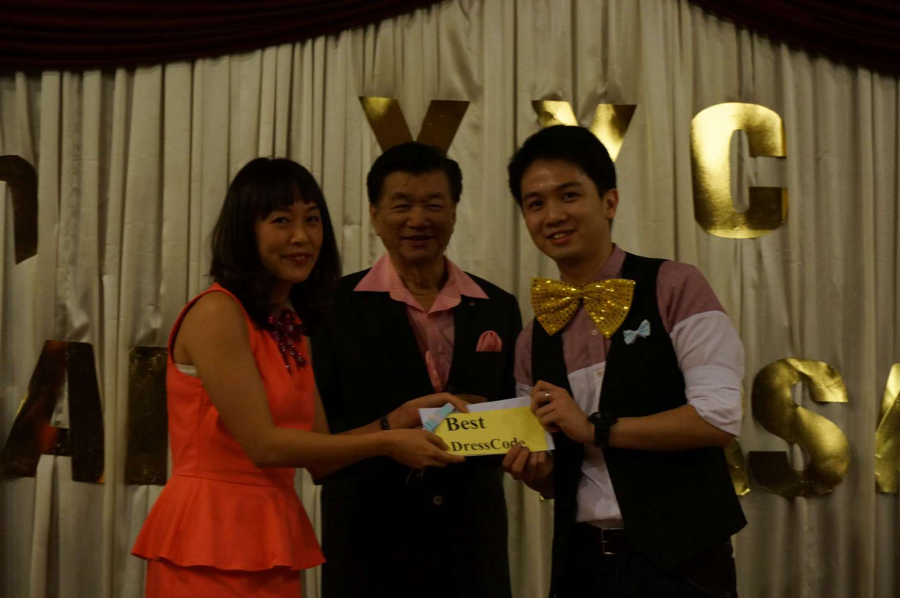YYC Annual Dinner 2013