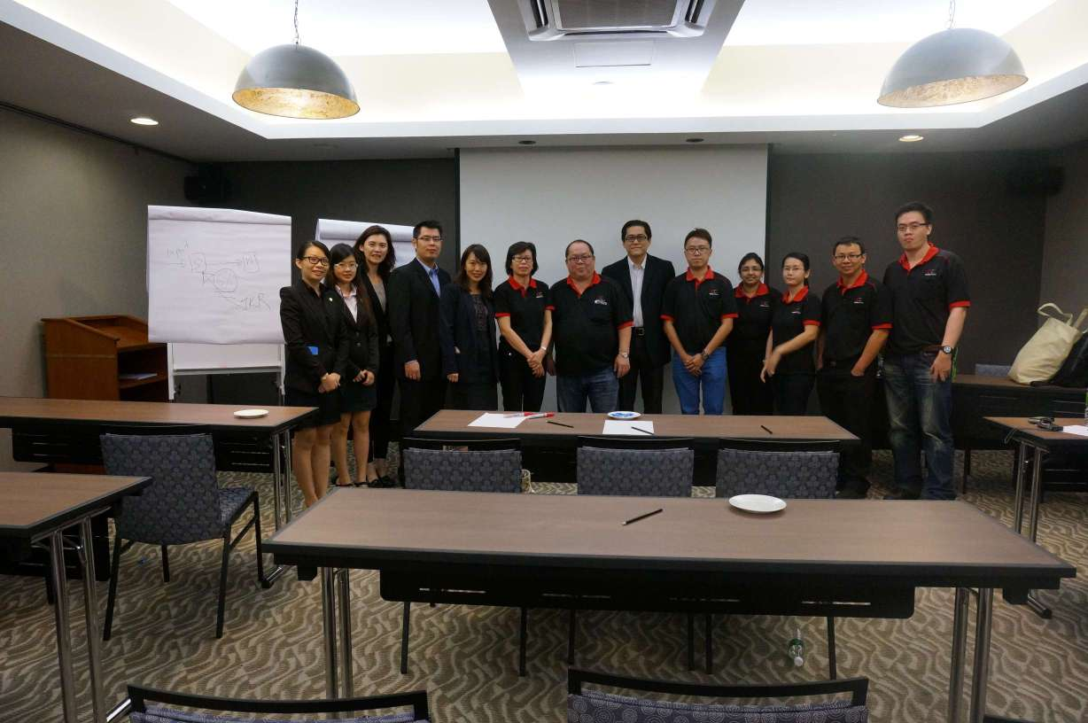 E-data solution Ipoh - 15 March 2014